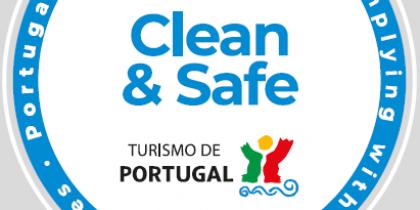 """ATRIBUIÇÃO DO SELO """"CLEAN & SAFE"""" AO POSTO DE TURISMO DE VILA VIÇOSA"""