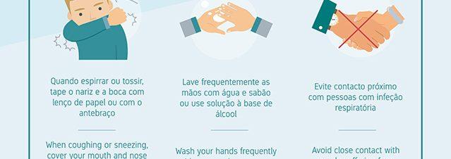 Cartaz 2 - Recomendações Gerais