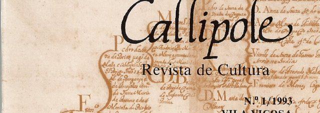 Revista Callipole 1