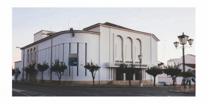 Contrato de empreitada de reabilitação do Cine-Teatro Florbela Espanca de Vila Viçosa