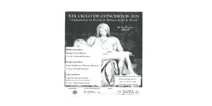 (Português) XIX Ciclo de Concertos 2021 » A Quaresma na Escola de Música da Sé de Évora»