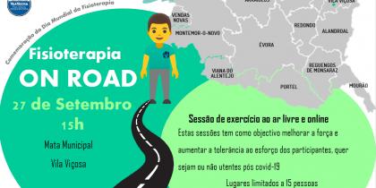 (Português) Fisioterapia On Road – Vila Viçosa