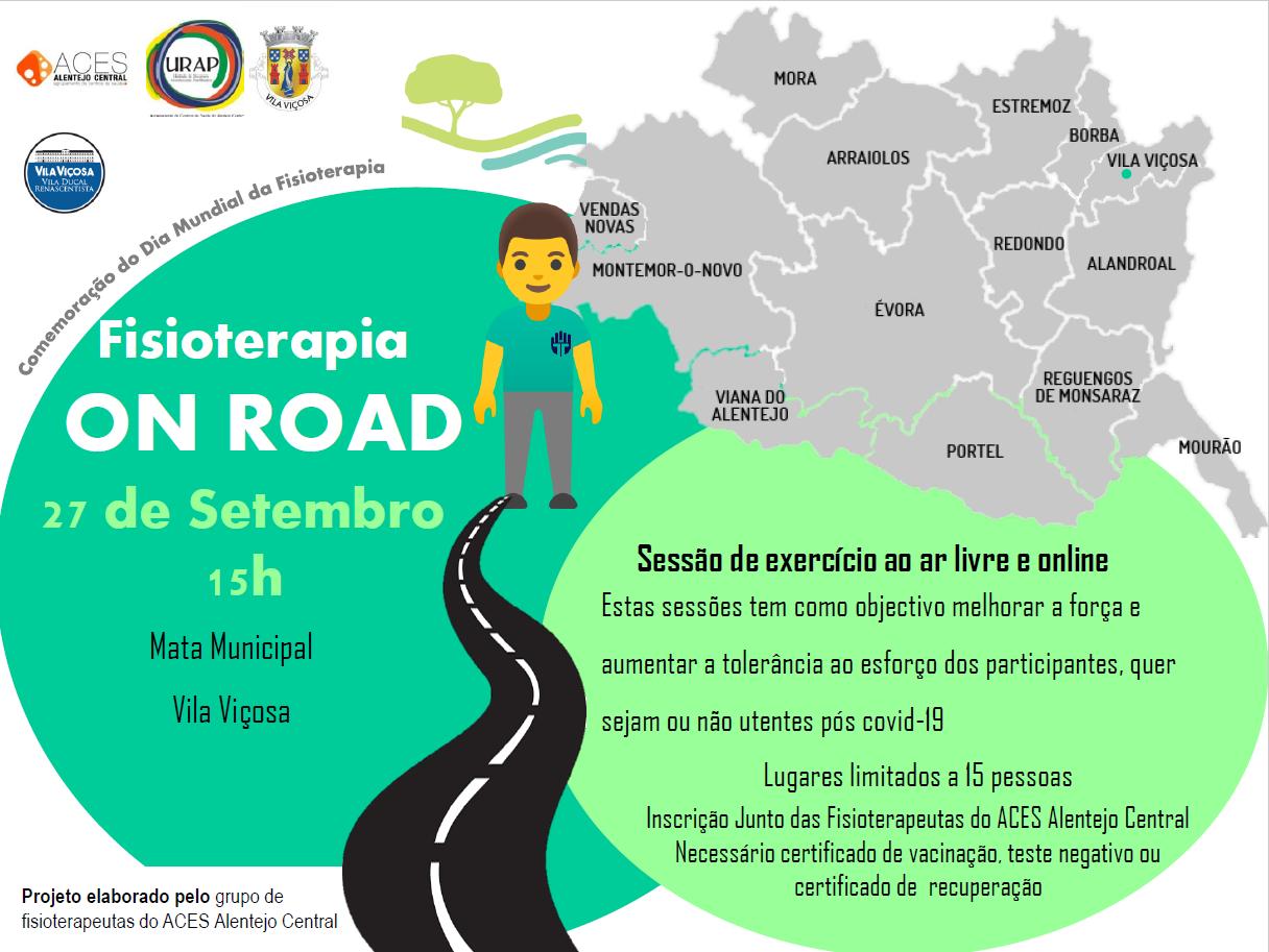Fisioterapia On Road – Vila Viçosa