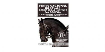(Português) Feira Nacional do Cavalo e Feira de São Martinho na Golegã – De 6 a 14 de Novembro